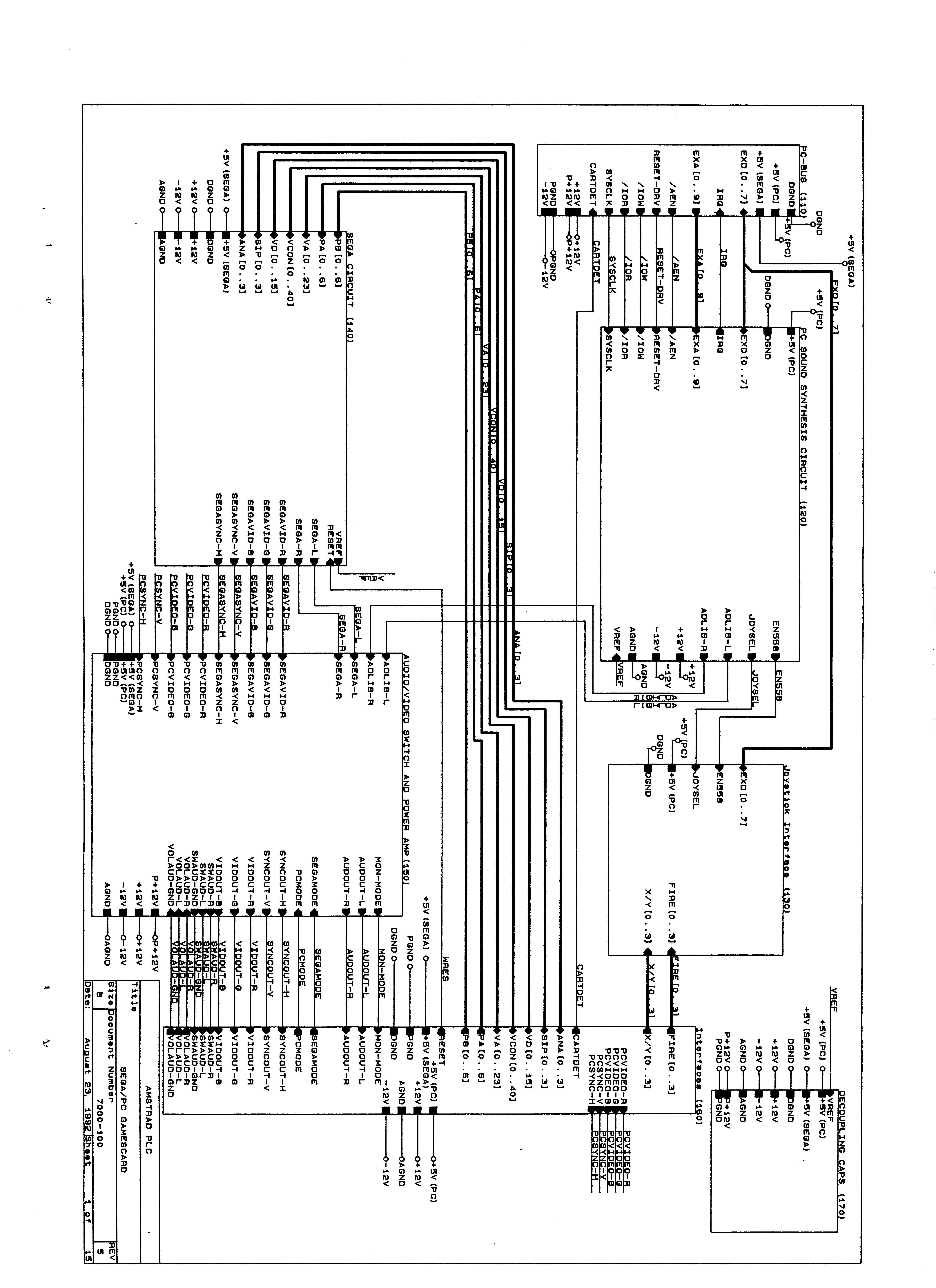 Sega TeraDrive motherboard pics - Page 2 - SpritesMind.Net on